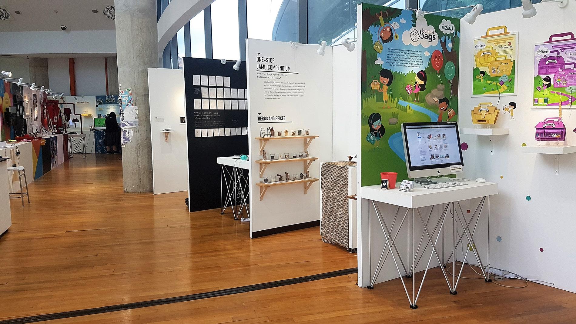 Exhibition Setups